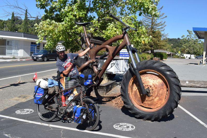Monster-Bike