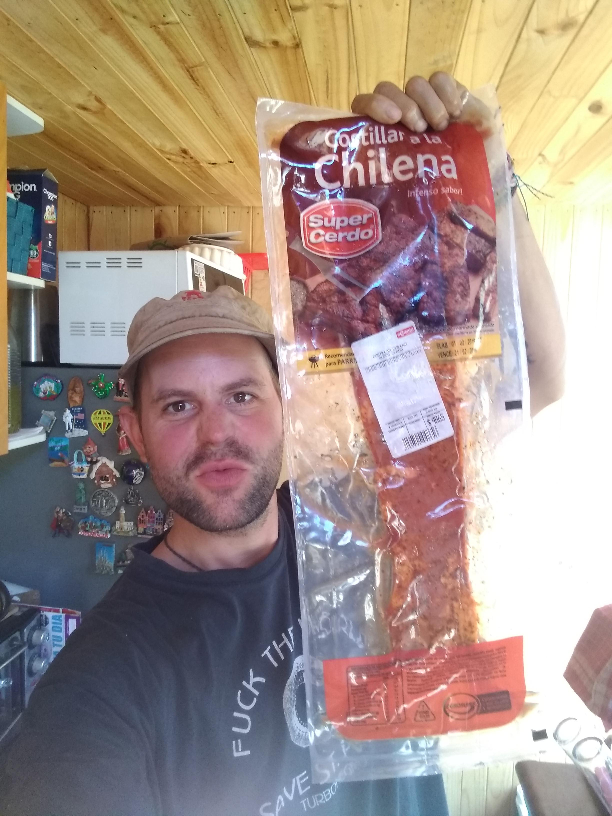 Steak in chilenischer Grösse