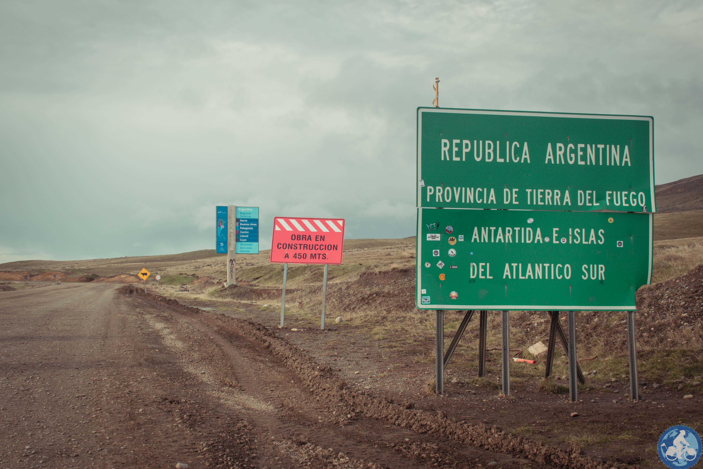 Tierra del Fuego!