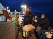 Schiff nach Tierra del Fuego
