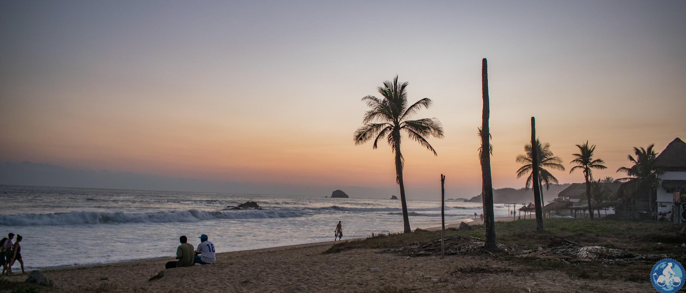 Oaxaca coast