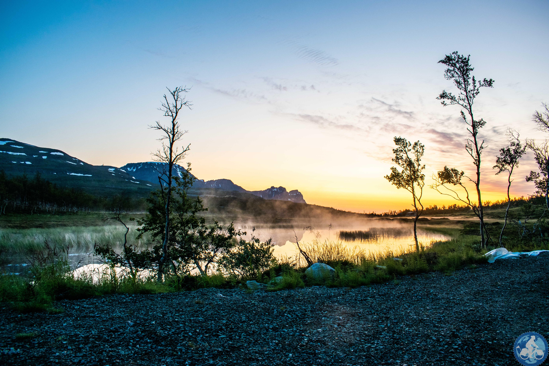 Camping Norwegen