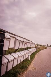 Briefkasten-System Schweden