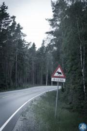 Schilder Norwegen