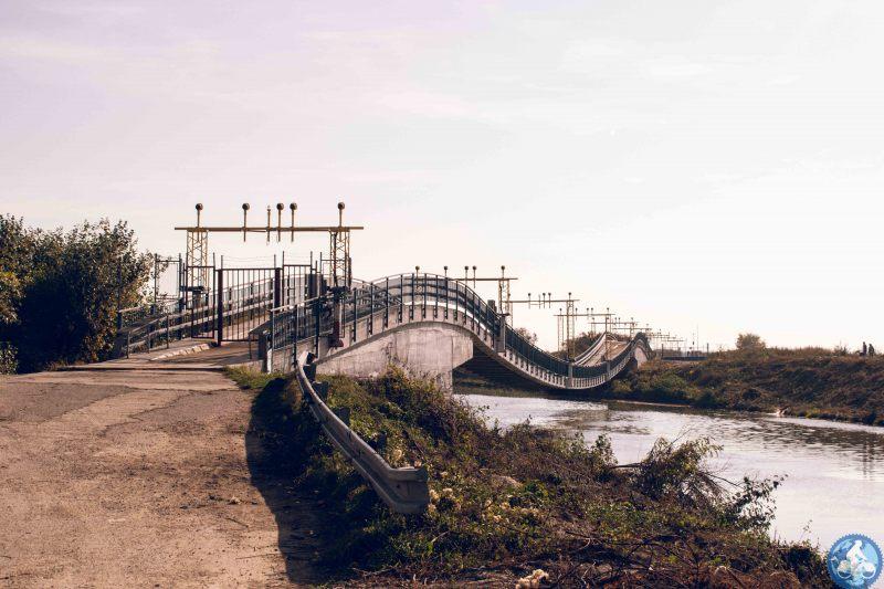 Interessante Brücke...
