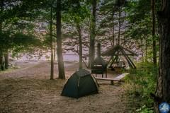Campingplatz Estland
