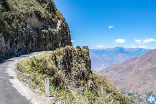 Marañon Canyon
