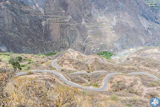 Tablachaca Canyon
