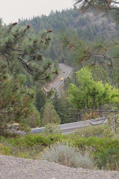 Mt. Rose Highway