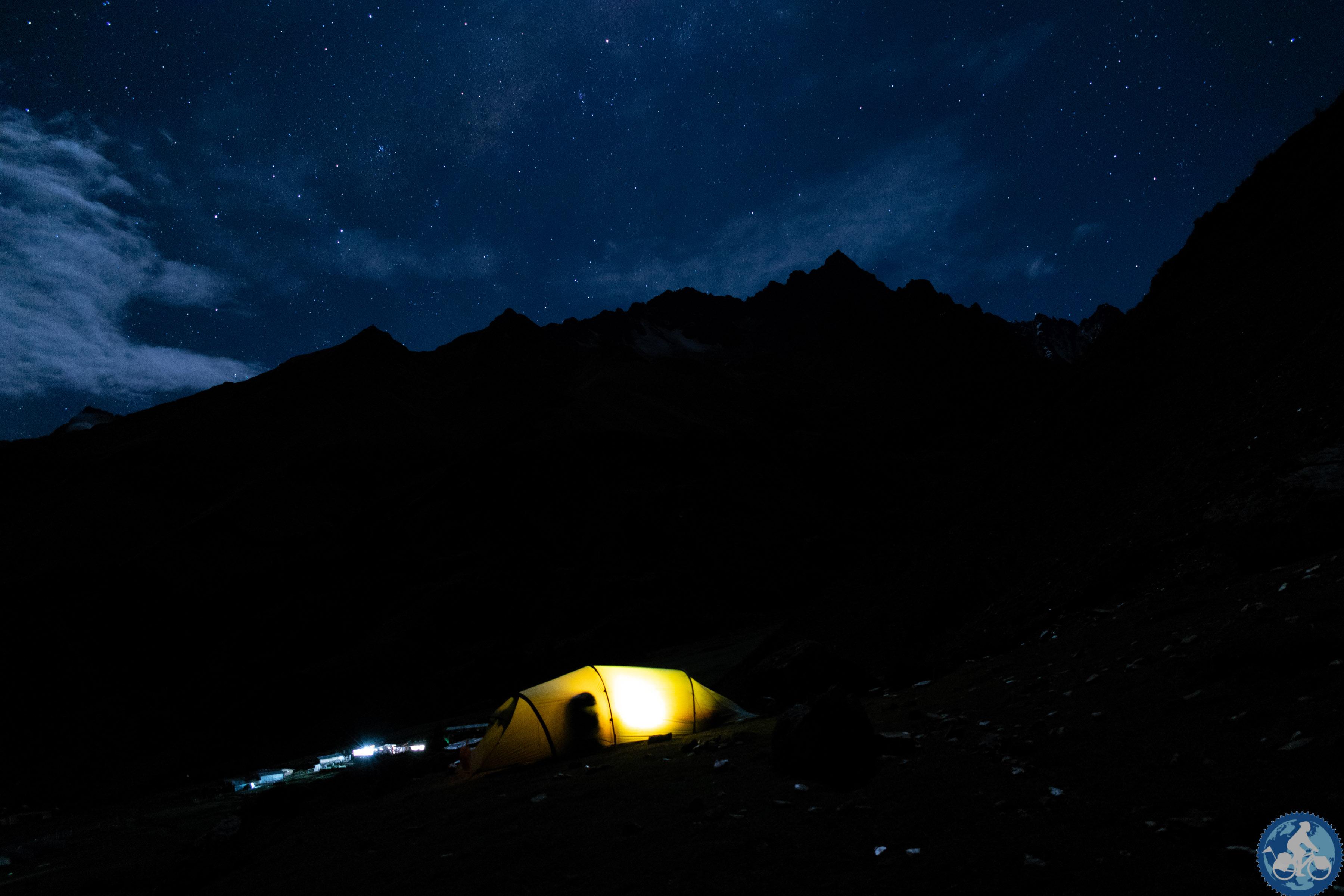Während das Tal schläft