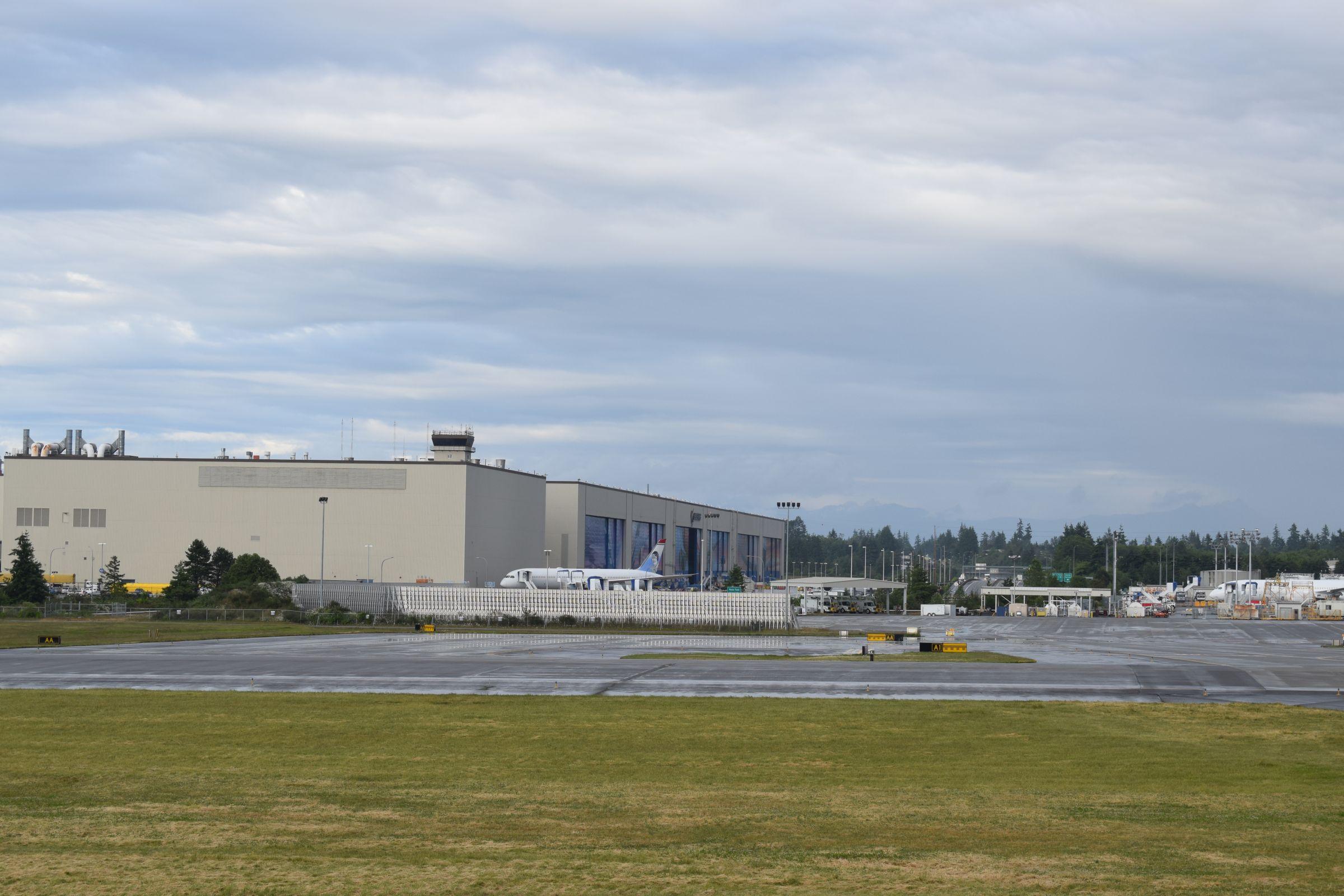 Boeing Werk
