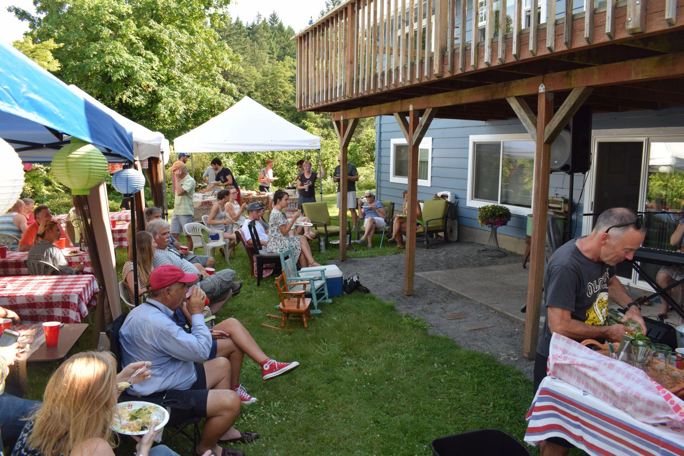 Familienfest Portland