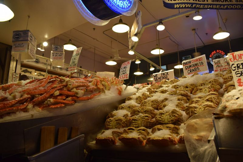 Pike-Market Seattle