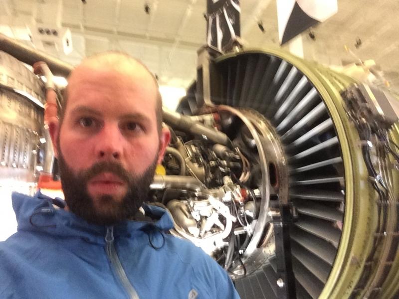 Boeing Werk Everett